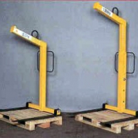 Ladegabel mit selbsttätigem Gewichtsausgleich