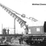 15 t Dampfkran in Zwickau